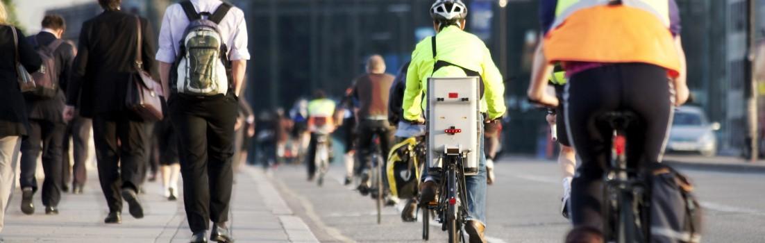 Tips for bike commuting
