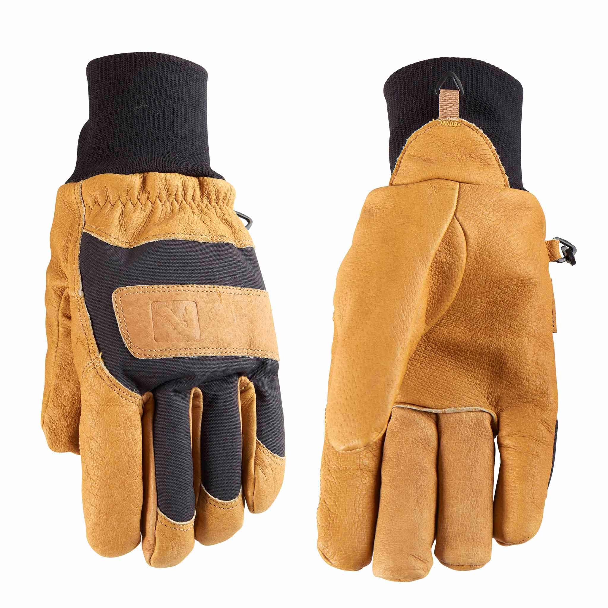 Choosing leather gloves