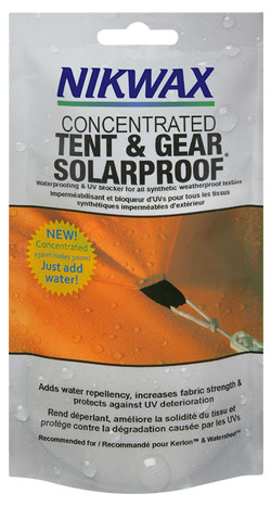 Concentrated Tent u0026 Gear Solarproof®  sc 1 st  Nikwax & Nikwax | UV Protection