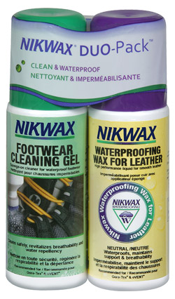 Footwear DuoPack WWFL  sc 1 st  Nikwax : tent cleaner and waterproofer - memphite.com
