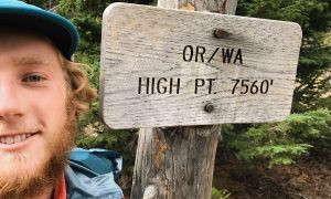 "Nikwax Testimonials: ""The Pacific Crest Trail Perma-stench"""