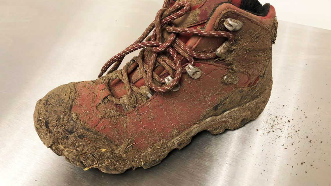 9ab829f5022 How to Clean Dirty Hiking Boots