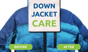 How to Wash a Down Jacket