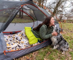 How to Camp in Your Own Back Yard