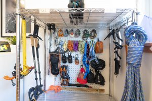 6 Tips to Organize Your Gear Storage
